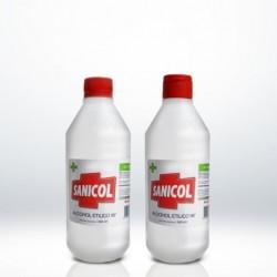 ALCOHOL ETILICO SANICOL 500...