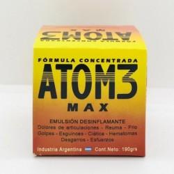 CREMA ATOM3 MAX X 190GR...