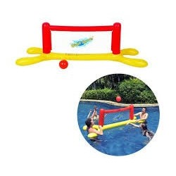 INFLABLE RED VOLEY ART...