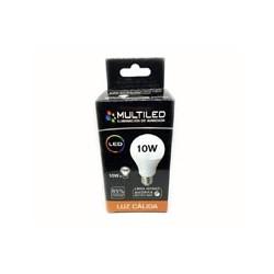 LAMPARA LED 10W LUZ FRIA...