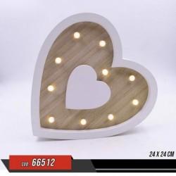 CORAZÓN LED ART 66512 AAK