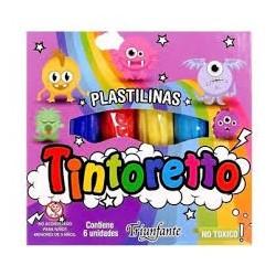 PLASTILINA X 6 PANCITOS 20...