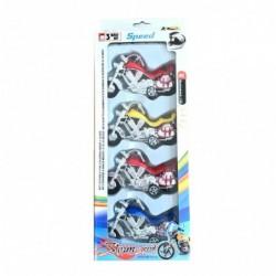 MOTO X4 A PULL BACK ART...