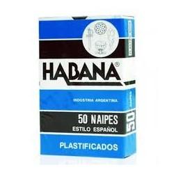 NAIPE HABANA X 50 ART 302 IAJ