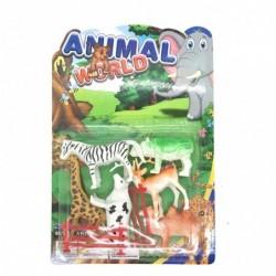 CONJUNTO DE ANIMALES 8 PCS...