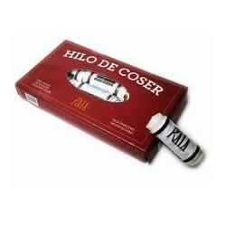 HILO DE COSER X 12 BLANCO...